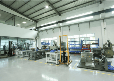 Mold assambly and manual processing to fit, drill, grind, edm your tools.
