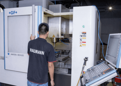 Imported CNC Machines, for more precision and higheraccuracy.